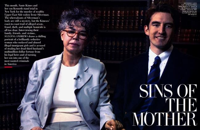 Article Preview: SINS OF THE MOTHER, March 2000 2000 | Vanity Fair