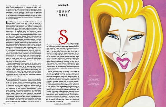 Article Preview: FUNNY GIRL, March 2000 2000   Vanity Fair
