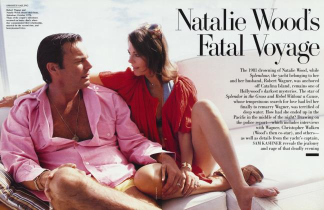 Article Preview: Natalie Wood's Fatal Voyage, March 2000 2000 | Vanity Fair