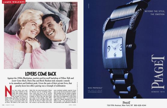 Lovers Come Back - April | Vanity Fair