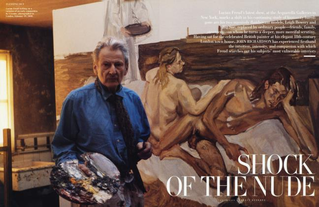 Article Preview: SHOCK OF THE NUDE, May 2000 2000 | Vanity Fair