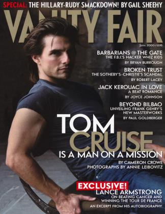 June 2000 | Vanity Fair