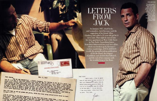 Article Preview: LETTERS FROM JACK, June 2000 2000 | Vanity Fair