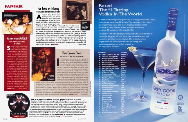 Article Preview: This Crowe Flies, June 2000 2000 | Vanity Fair