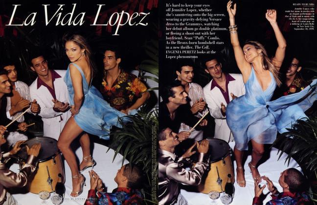 Article Preview: La Vida Lopez, June 2000 2000 | Vanity Fair