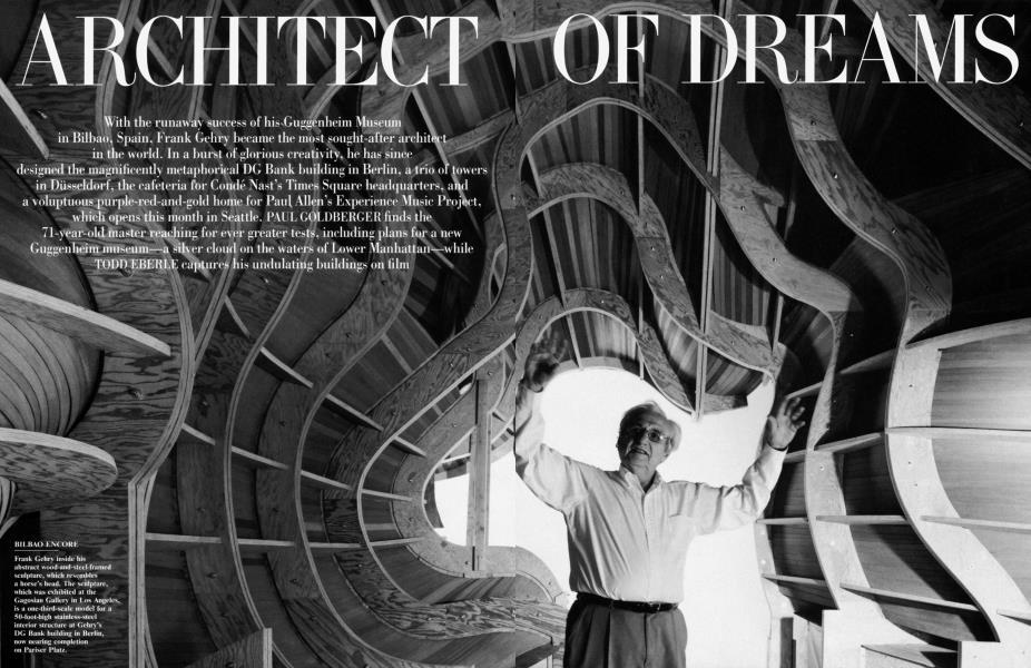 ARCHITECT OF DREAMS