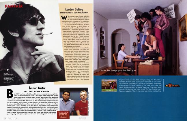 Article Preview: London Calling, July 2000 2000   Vanity Fair