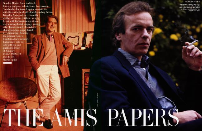 Article Preview: THE AMIS PAPERS, July 2000   Vanity Fair