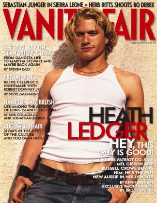 August 2000 | Vanity Fair