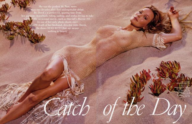 Article Preview: Catch of the Day, August 2000 2000 | Vanity Fair
