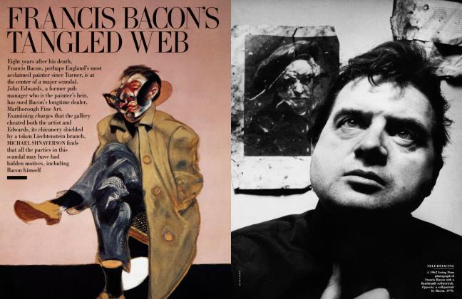 FRANCIS BACON'S TANGLED WEB