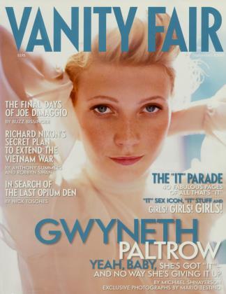 September 2000 | Vanity Fair