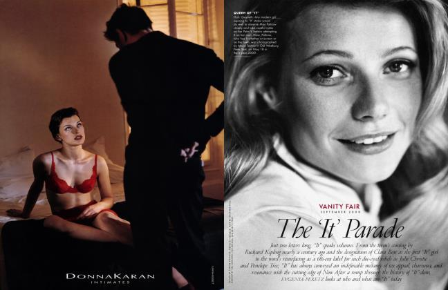 Article Preview: The 'It' Parade, September 2000 2000 | Vanity Fair