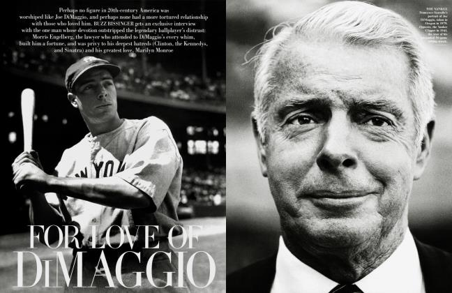 Article Preview: FOR LOVE OF DIMAGGIO, September 2000 2000 | Vanity Fair