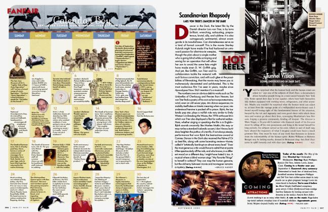 Article Preview: Scandinavian Rhapsody, September 2000 2000   Vanity Fair
