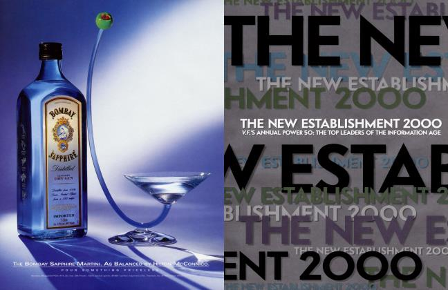 Article Preview: THE NEW ESTABLISHMENT 2000, October 2000 2000 | Vanity Fair