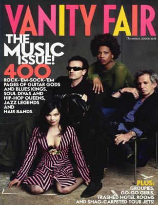 November 2000 | Vanity Fair