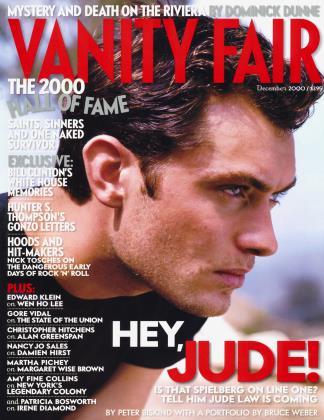 December 2000 | Vanity Fair