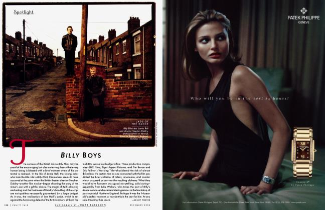 Article Preview: BILLY BOYS, December 2000 2000 | Vanity Fair