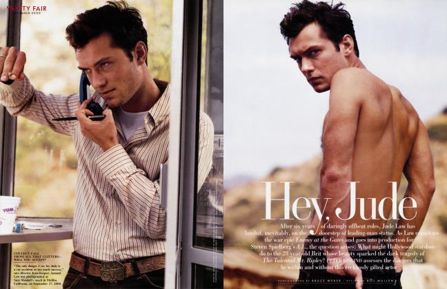 Article Preview: Hey, Jude, December 2000 2000 | Vanity Fair