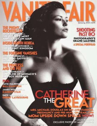 January 2001 | Vanity Fair