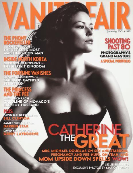 Issue: - January 2001 | Vanity Fair