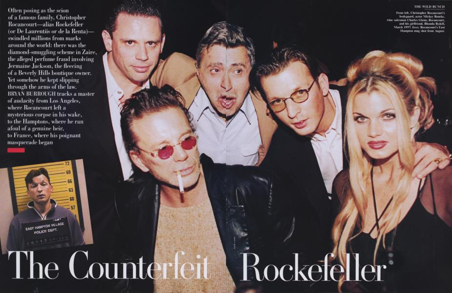 The Counterfeit Rockefeller