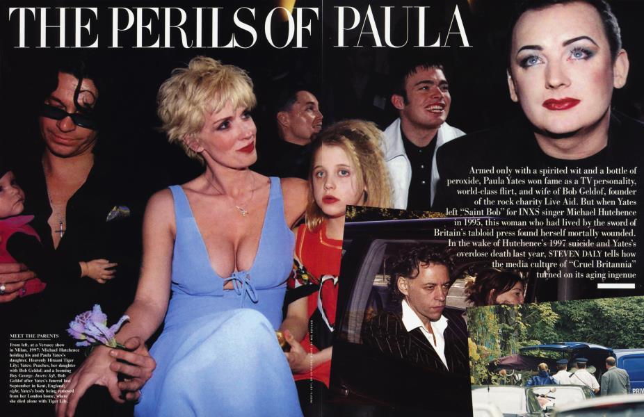 THE PERILS OF PAULA