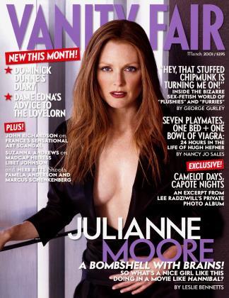 March 2001 | Vanity Fair