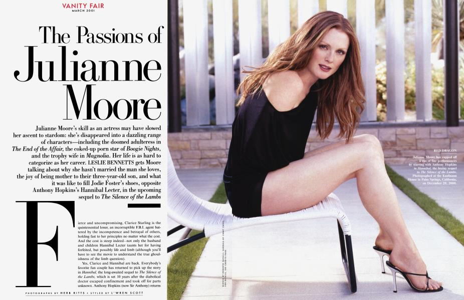 The Passions of Julianne Moore