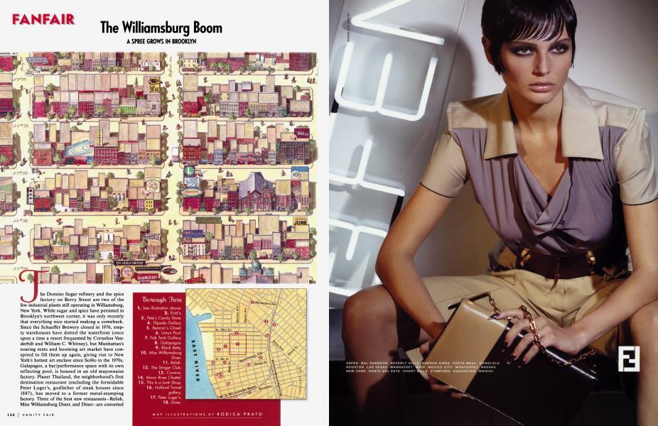 The Williamsburg Boom