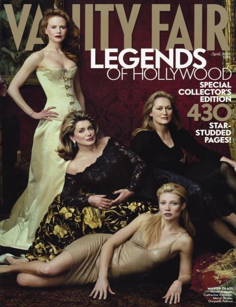 Issue: - April 2001 | Vanity Fair