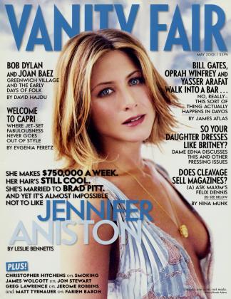 May 2001 | Vanity Fair