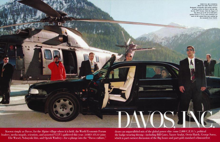 DAVOS, INC.