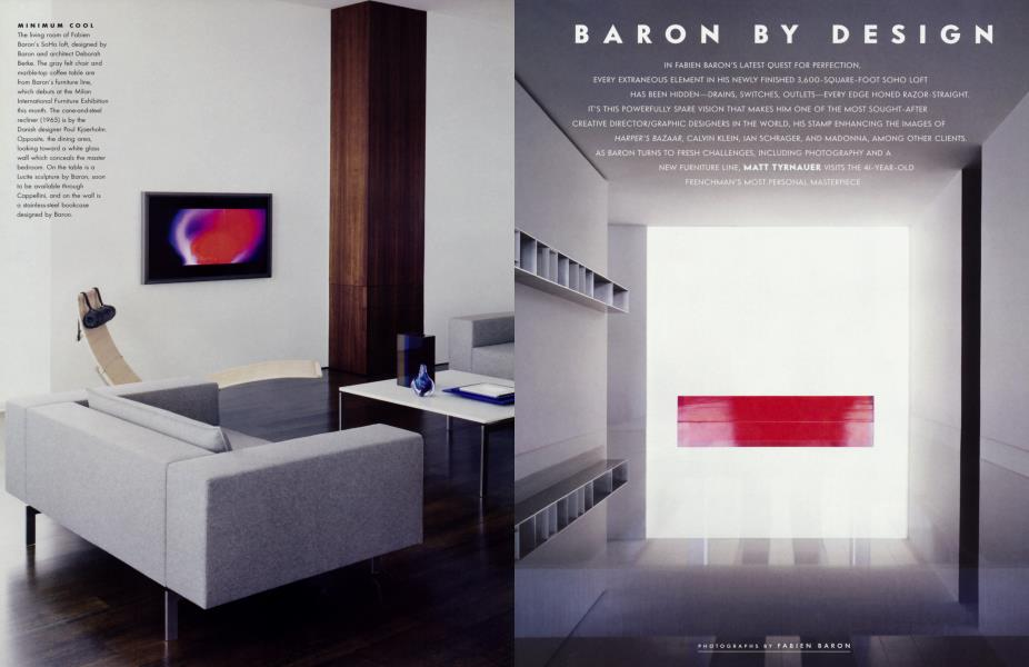 BARON BY DESIGN