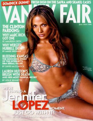 June 2001 | Vanity Fair