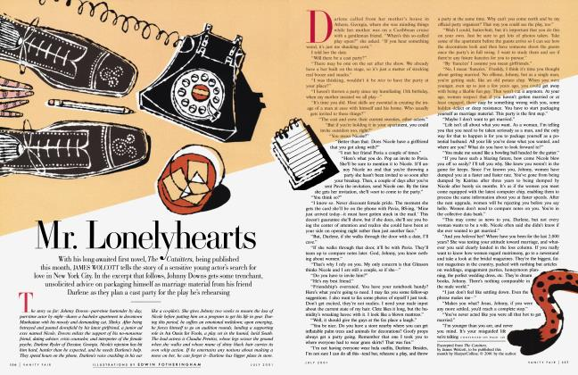 Article Preview: Mr. Lonelyhearts, JULY 2001 2001 | Vanity Fair