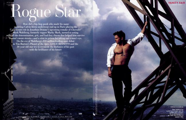 Article Preview: Rogue Star, August 2001 | Vanity Fair