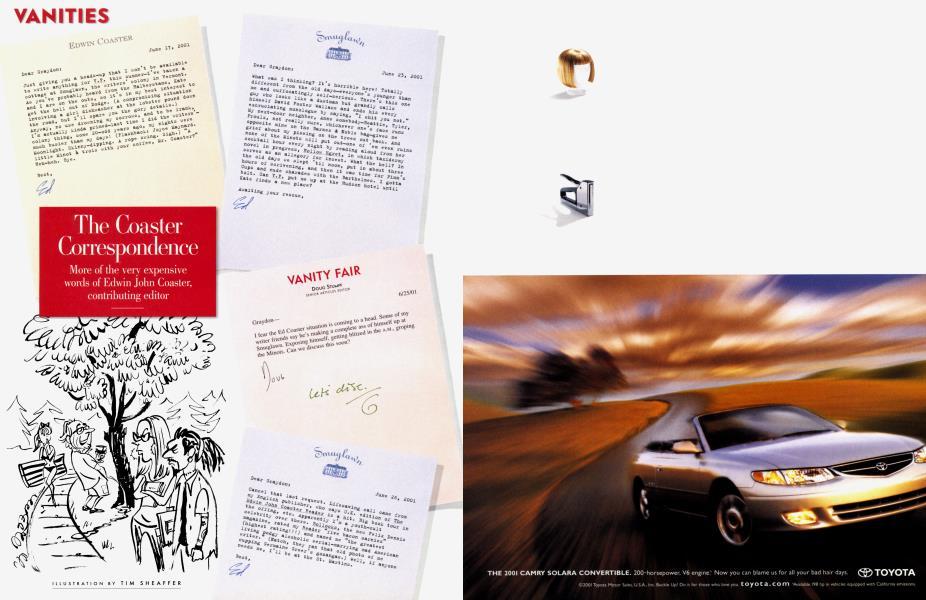 The Coaster Correspondence