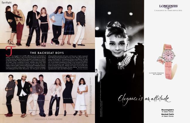 Article Preview: THE BACKSEAT BOYS, September 2001 2001   Vanity Fair