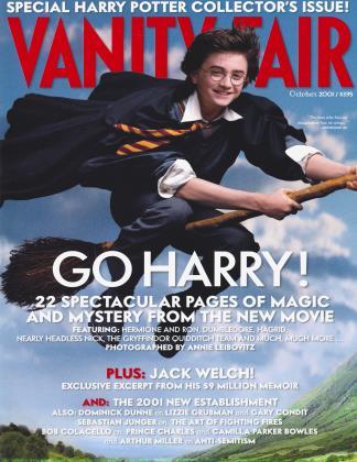 October 2001 | Vanity Fair