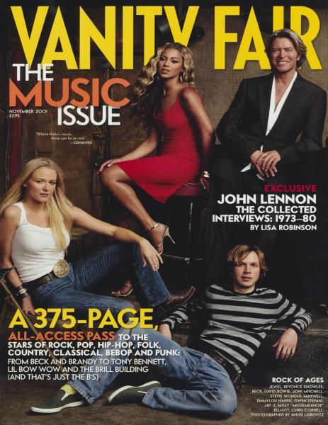 Issue: - November 2001 | Vanity Fair