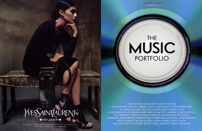 THE MUSIC PORTFOLIO