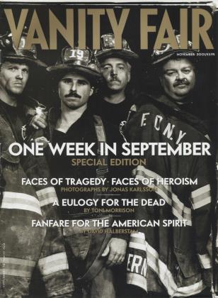 November 2011 | Vanity Fair