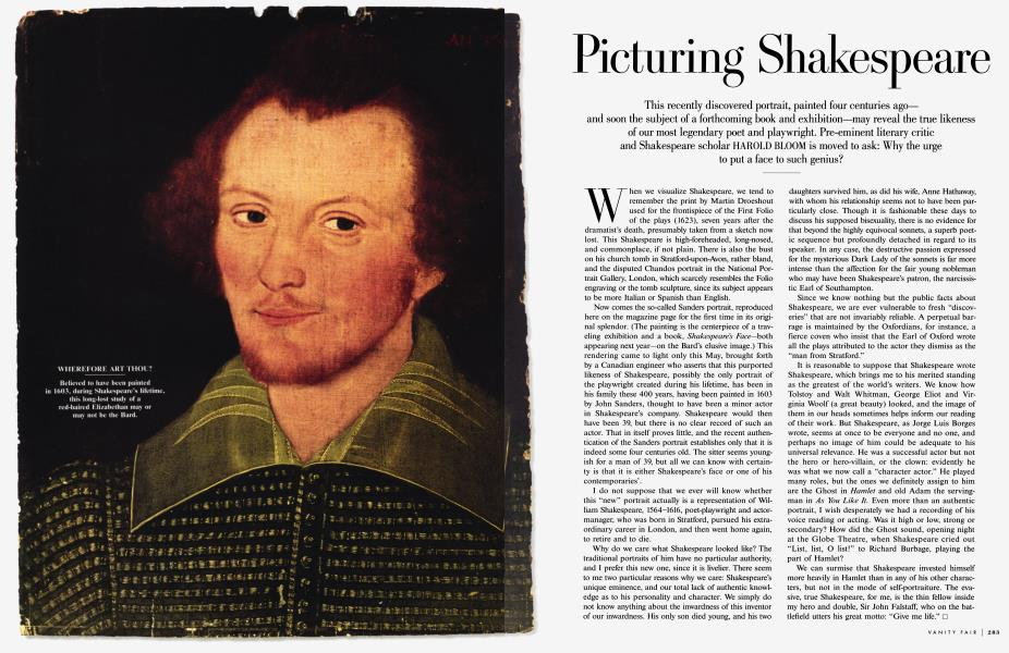 Picturing Shakespeare