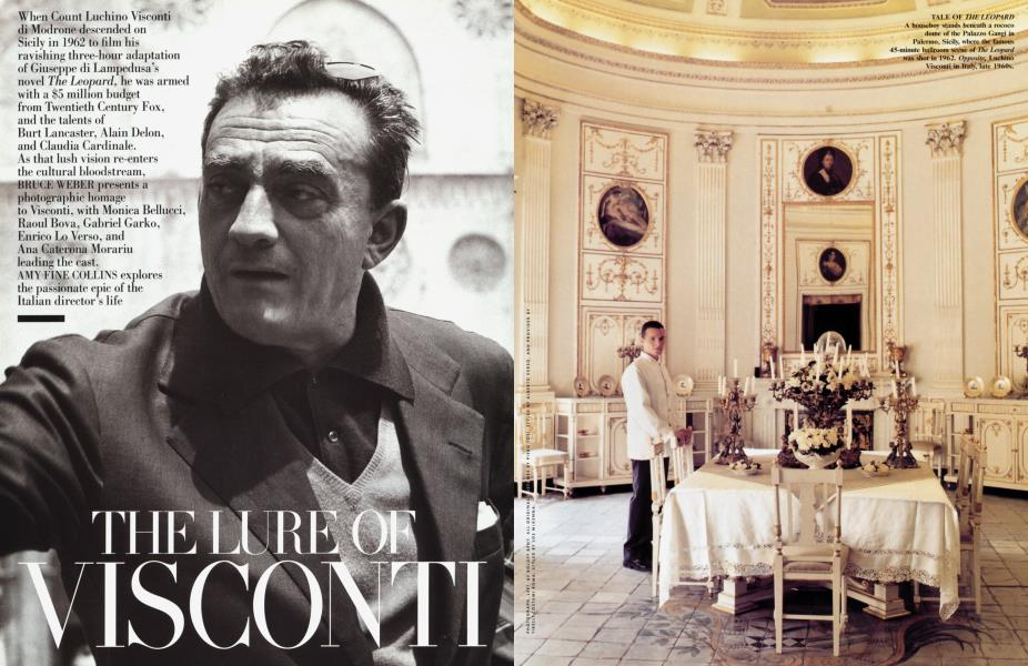 THE LURE OF VISCONTI