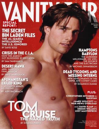 January 2002 | Vanity Fair