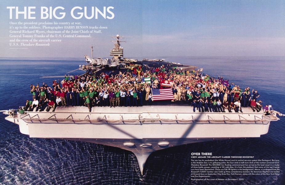 THE BIG GUNS