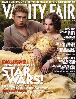 March 2002 | Vanity Fair