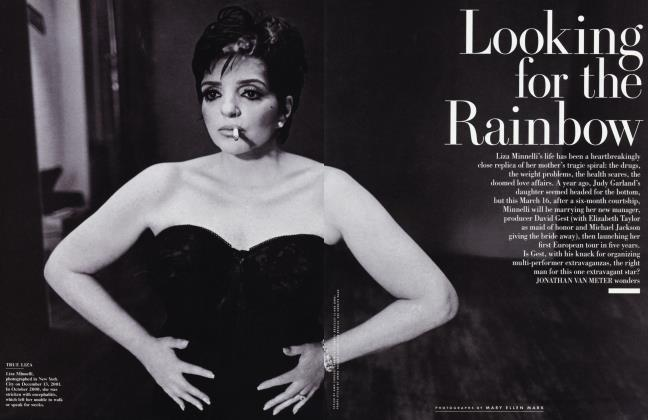 Article Preview: Looking for the Rainbow, March 2002 | Vanity Fair